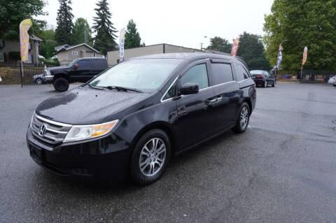 2012 Honda Odyssey for sale at Precision Motors LLC in Renton WA