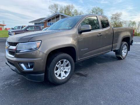 2015 Chevrolet Colorado for sale at SETTLE'S CARS & TRUCKS in Flint Hill VA