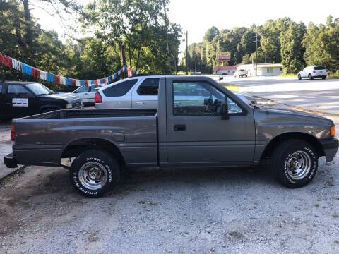 1991 Isuzu Pickup for sale at Mountain Motors in Newnan GA