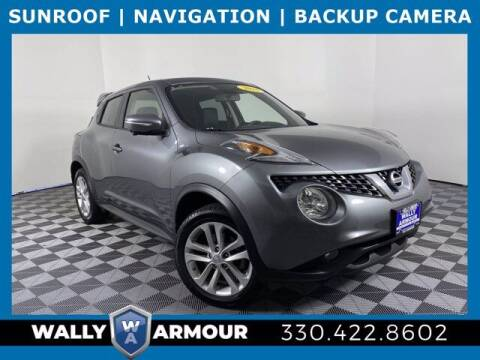 2016 Nissan JUKE for sale at Wally Armour Chrysler Dodge Jeep Ram in Alliance OH