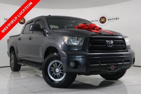 2012 Toyota Tundra for sale at INDY'S UNLIMITED MOTORS - UNLIMITED MOTORS in Westfield IN