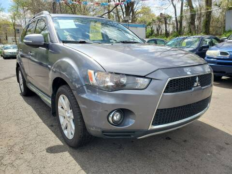 2010 Mitsubishi Outlander for sale at New Plainfield Auto Sales in Plainfield NJ