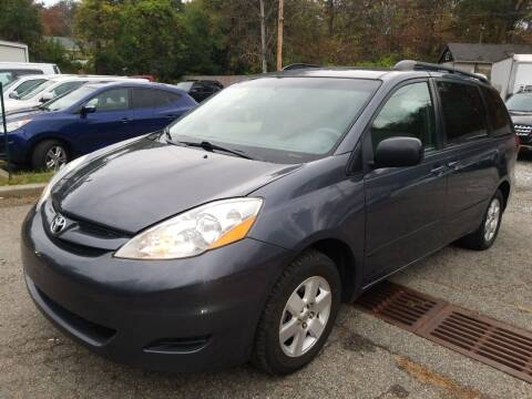 2008 Toyota Sienna for sale at AMA Auto Sales LLC in Ringwood NJ