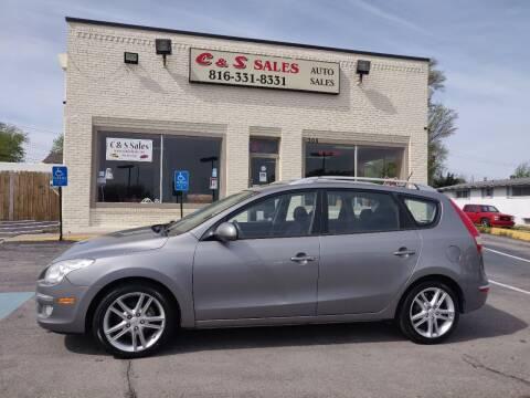 2011 Hyundai Elantra Touring for sale at C & S SALES in Belton MO