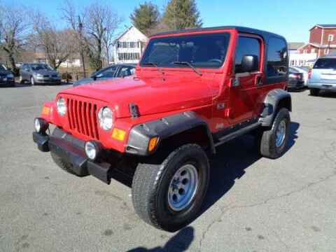 2004 Jeep Wrangler for sale at Purcellville Motors in Purcellville VA