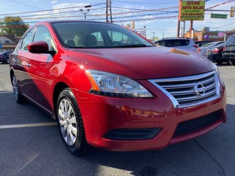2014 Nissan Sentra for sale at Active Auto Sales in Hatboro PA