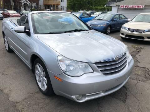 2008 Chrysler Sebring for sale at James Motor Cars in Hartford CT