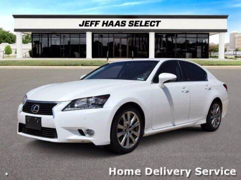 2014 Lexus GS 350 for sale at JEFF HAAS MAZDA in Houston TX