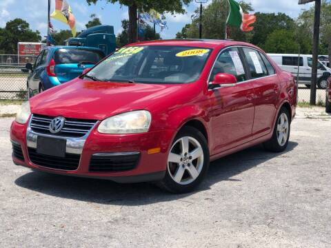 2008 Volkswagen Jetta for sale at Pro Cars Of Sarasota Inc in Sarasota FL