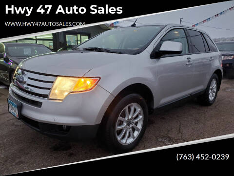 2010 Ford Edge for sale at Hwy 47 Auto Sales in Saint Francis MN