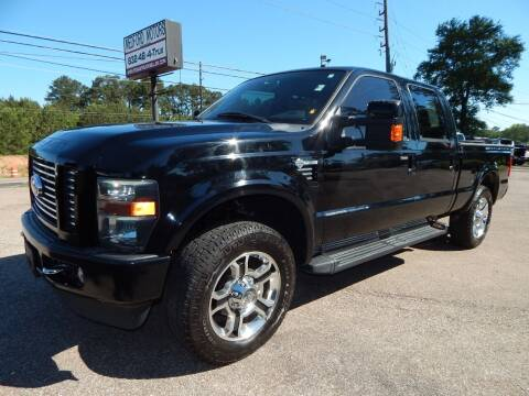 2010 Ford F-250 Super Duty for sale at Medford Motors Inc. in Magnolia TX