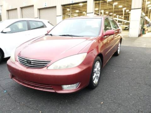 2005 Toyota Camry for sale at Fletcher Auto Sales in Augusta GA