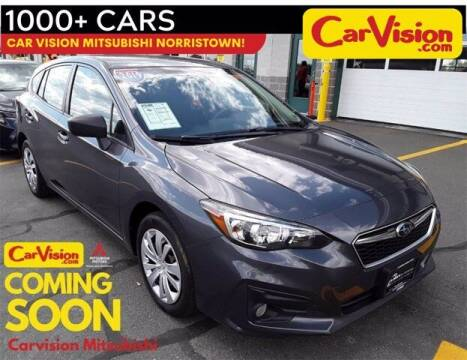 2019 Subaru Impreza for sale at Car Vision Buying Center in Norristown PA