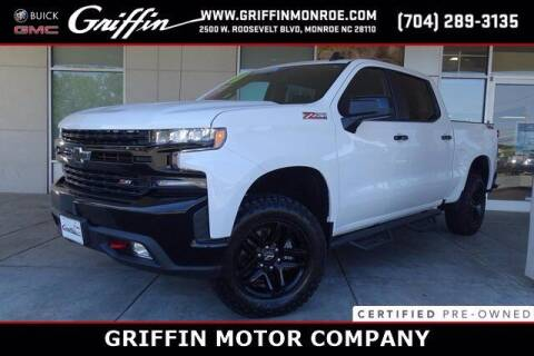 2020 Chevrolet Silverado 1500 for sale at Griffin Buick GMC in Monroe NC