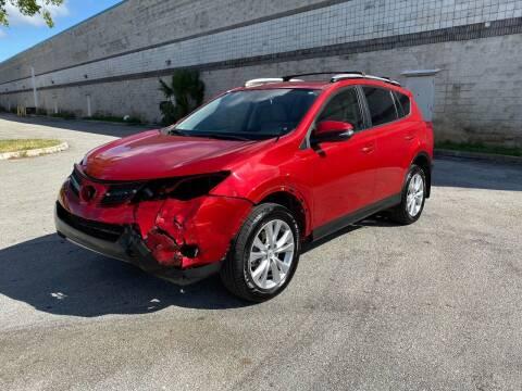 2015 Toyota RAV4 for sale at My Car Inc in Hialeah FL