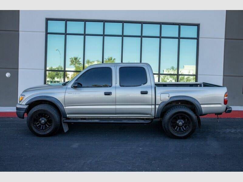 2004 Toyota Tacoma for sale at REVEURO in Las Vegas NV