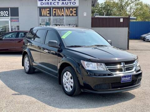 2015 Dodge Journey for sale at Stanley Direct Auto in Mesquite TX