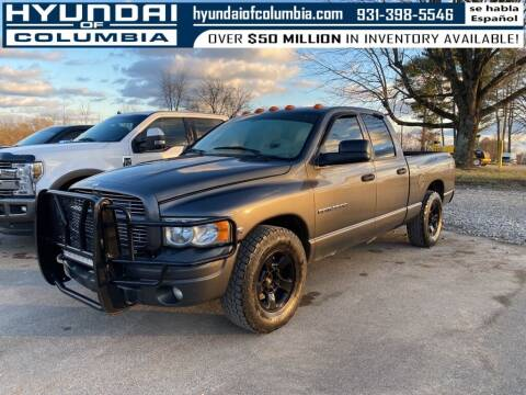 2003 Dodge Ram Pickup 3500 for sale at Hyundai of Columbia Con Alvaro in Columbia TN