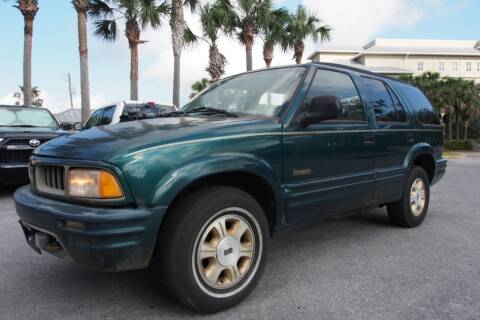 1996 Oldsmobile Bravada for sale at Gulf Financial Solutions Inc DBA GFS Autos in Panama City Beach FL