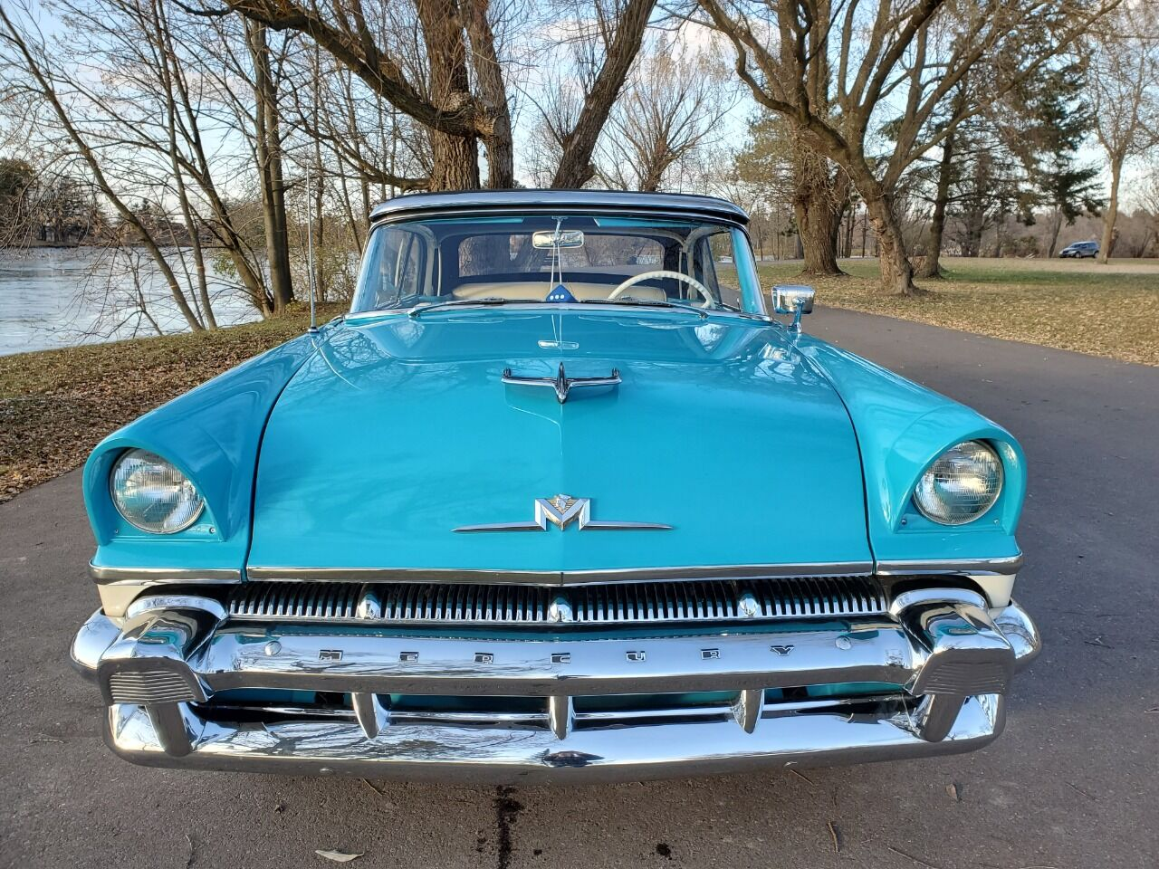 1956 Mercury Custom 6