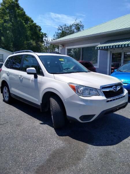 2014 Subaru Forester for sale at Sheldon Motors in Tampa FL