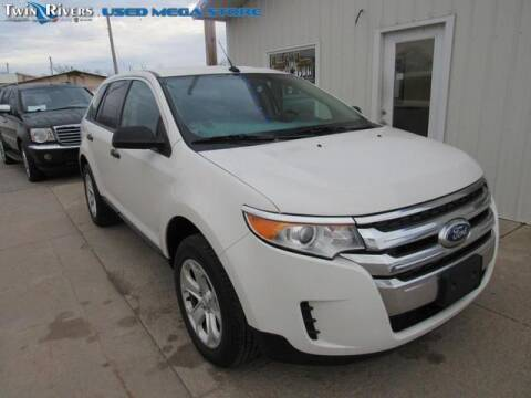 2013 Ford Edge for sale at TWIN RIVERS CHRYSLER JEEP DODGE RAM in Beatrice NE