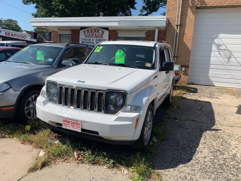 2012 Jeep Liberty for sale at Frank's Garage in Linden NJ