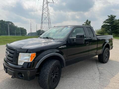 2009 Ford F-150 for sale at CarZip in Indianapolis IN