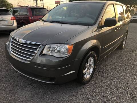 2010 Chrysler Town and Country for sale at Lamar Auto Sales in North Charleston SC