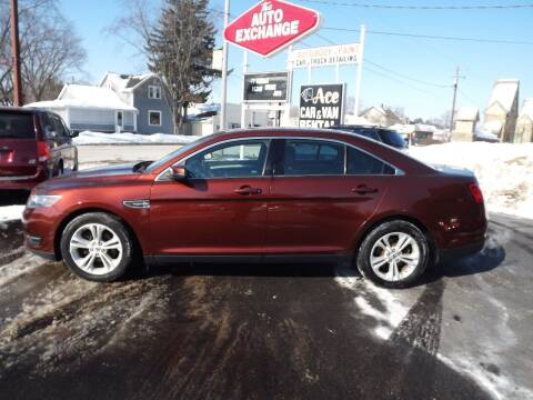 2015 Ford Taurus for sale at The Auto Exchange in Stevens Point WI