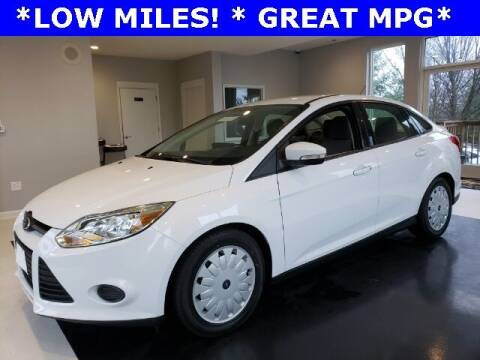 2014 Ford Focus for sale at Ron's Automotive in Manchester MD