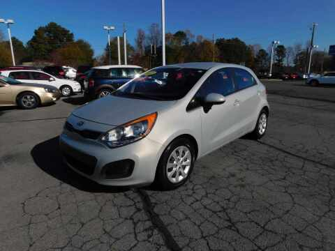 2012 Kia Rio 5-Door for sale at Paniagua Auto Mall in Dalton GA