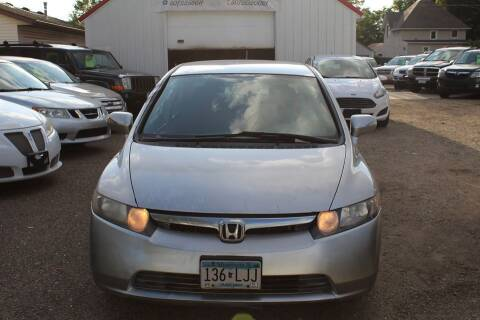 2006 Honda Civic for sale at Rochester Auto Mall in Rochester MN
