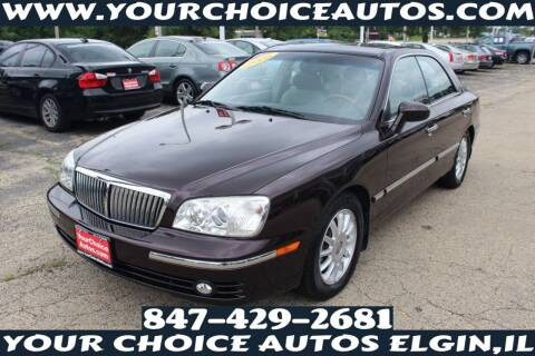 2005 Hyundai XG350 for sale at Your Choice Autos - Elgin in Elgin IL