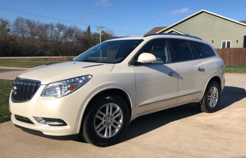 2013 Buick Enclave for sale at Kuhn Enterprises, Inc. in Fort Atkinson IA