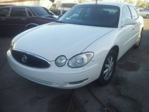 2007 Buick LaCrosse for sale at Hotline 4 Auto in Tucson AZ