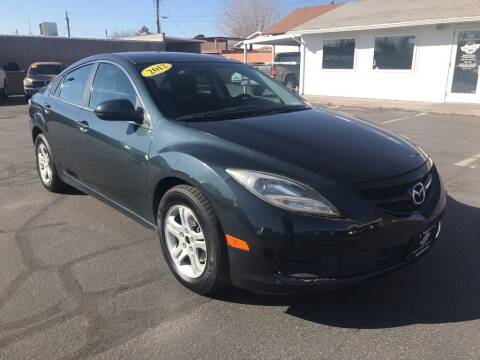 2012 Mazda MAZDA6 for sale at Robert Judd Auto Sales in Washington UT
