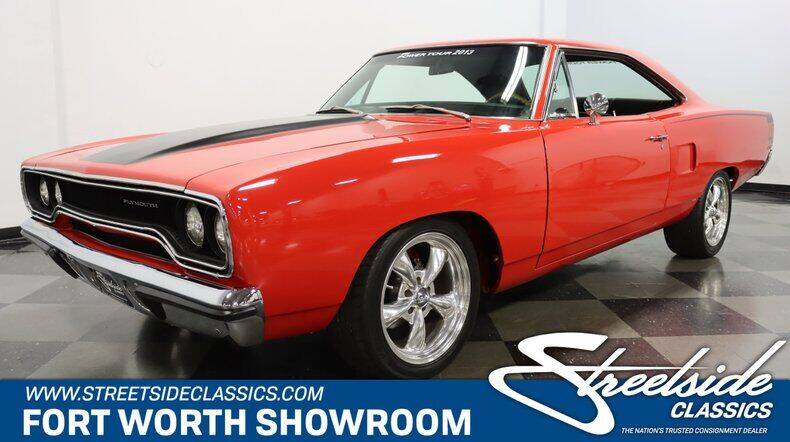 1970 Plymouth Roadrunner for sale in Concord, NC