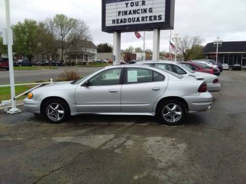 2004 Pontiac Grand Am for sale at Autos Inc in Topeka KS