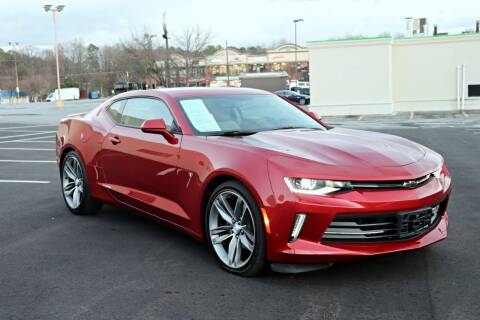 2018 Chevrolet Camaro for sale at Auto Guia in Chamblee GA
