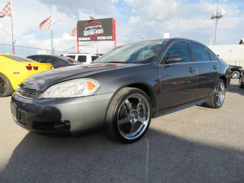 2011 Chevrolet Impala for sale at Moving Rides in El Paso TX