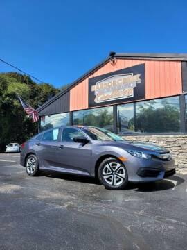 2016 Honda Civic for sale at Harborcreek Auto Gallery in Harborcreek PA