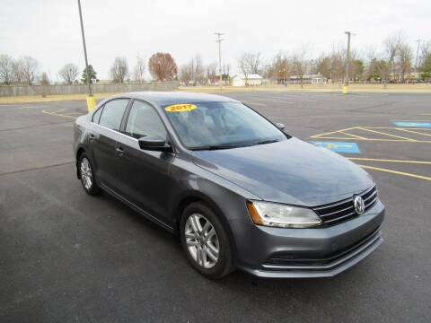 2017 Volkswagen Jetta for sale at Just Drive Auto in Springdale AR
