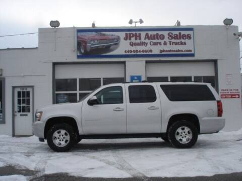 2011 Chevrolet Suburban for sale at JPH Auto Sales in Eastlake OH