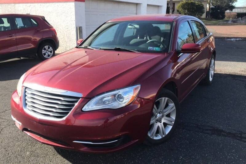 2013 Chrysler 200 for sale at WEINLE MOTORSPORTS in Cleves OH