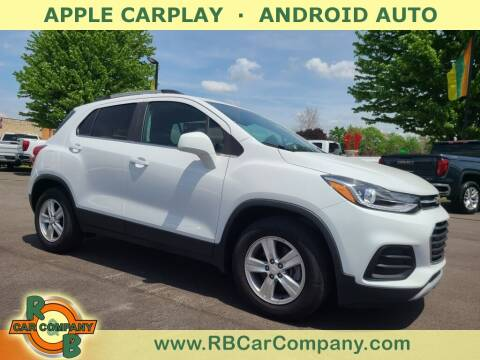 2018 Chevrolet Trax for sale at R & B Car Company in South Bend IN