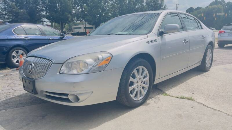 2010 Buick Lucerne for sale at Capital Motors in Raleigh NC