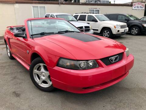 2004 Ford Mustang for sale at TMT Motors in San Diego CA