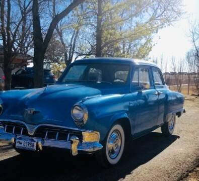 1952 Studebaker Champion for sale at Classic Car Deals in Cadillac MI
