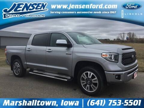 2020 Toyota Tundra for sale at JENSEN FORD LINCOLN MERCURY in Marshalltown IA